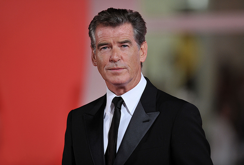 "Actor Pierce Brosnan attends 'Love Is All You Need"" Premiere at The 69th Venice Film Festival on September 2, 2012 in Venice, Italy. (Stefania D'Alessandro/Getty Images)"