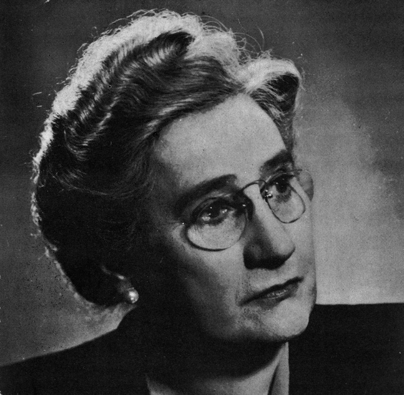 Agnes Macphail First woman member of the Canadian House of Commons. (Yousuf Karsh/Library and Archives Canada)