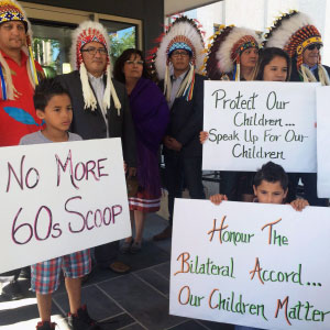 From foster care to missing or murdered: Canada's other tragic pipeline