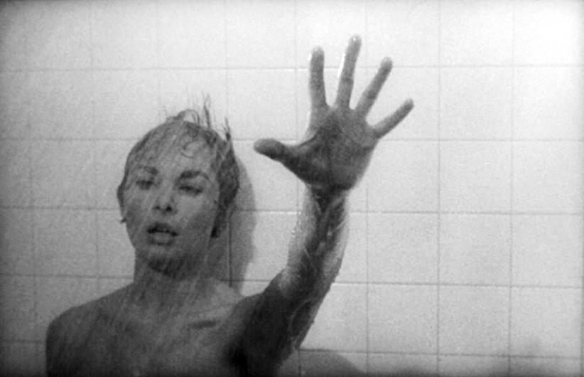 Psycho shower scene nude variant does
