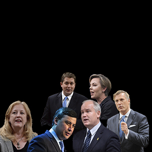 Conservative Party leadership debate candidates
