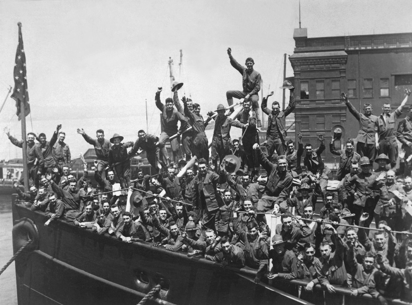How America's memory of the First World War slipped away