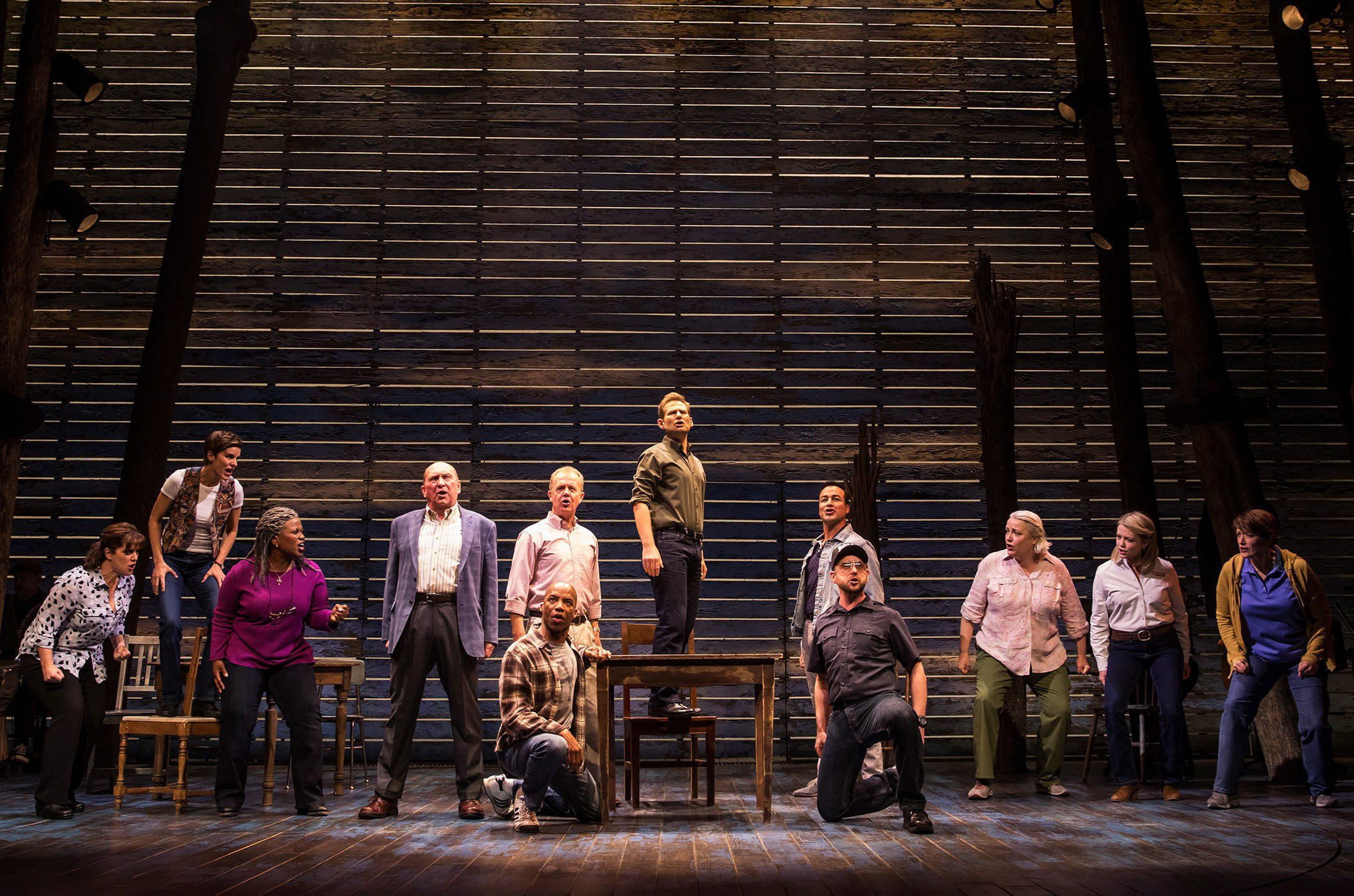 'Come From Away' lands Tony nominations