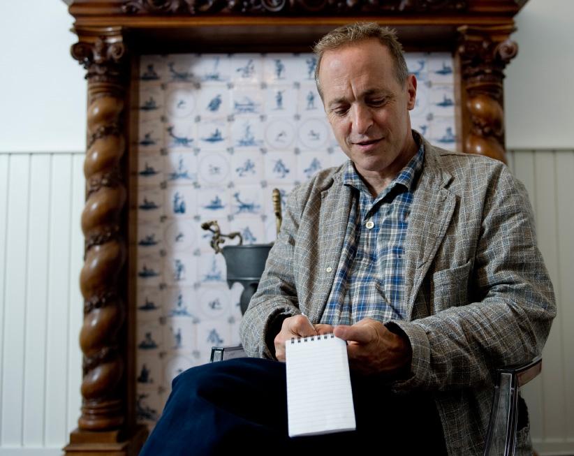 David Sedaris. (Jacob van Essen)