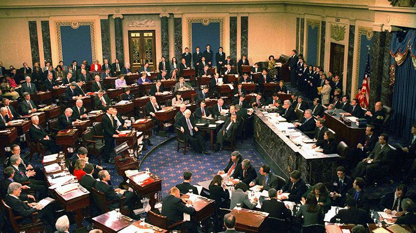 Trump Told Russians He Fired 'Nut Job' Comey To Ease Investigation