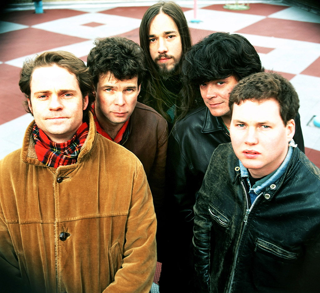 The Tragically Hip, 1992