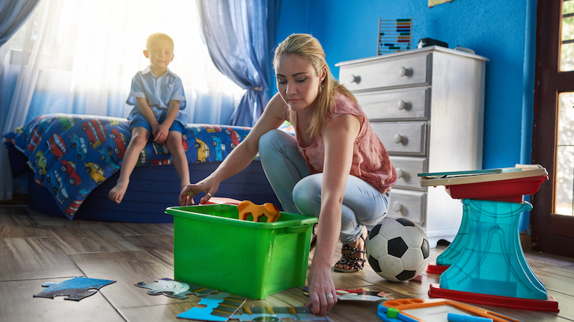 Spouses sharing housework equally essay