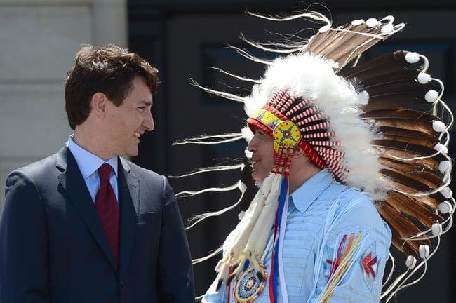Trudeau renames Langevin Block