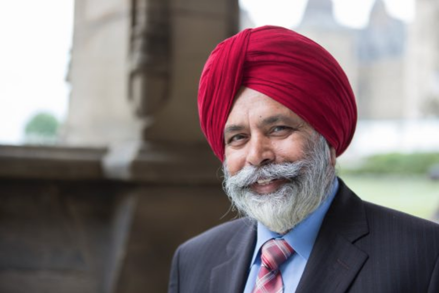 Darshan Kang (Liberal Party)