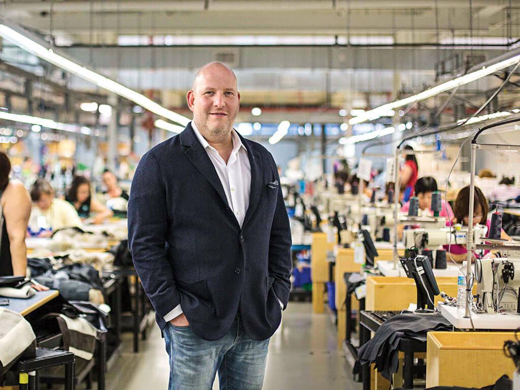 Canada Goose CEO Dani Reiss