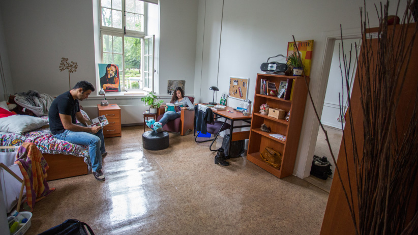 Grey Nuns residence at Concordia University. (Concordia University)