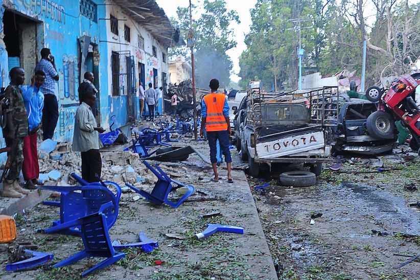 Violence in Somalia continues with Al-Shabaab's latest strike in Mogadishu