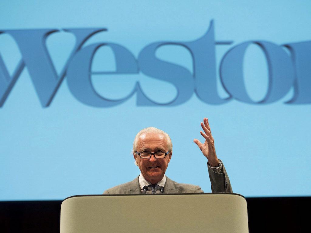 3. Galen Weston