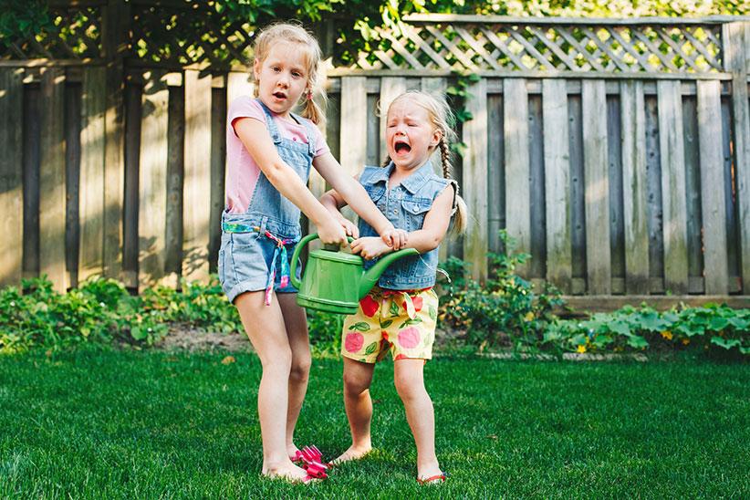 Sibling Rivalry Shutterstock