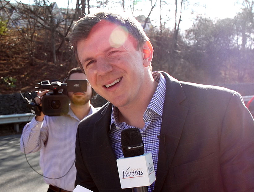 o keefe promotes himself in