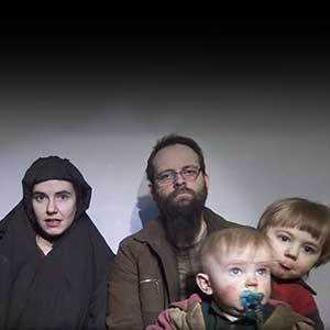 What really happened to Joshua Boyle and his family