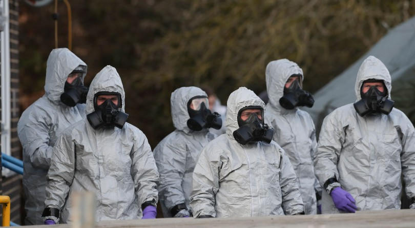 Is Canada prepared for a chemical weapon attack like the one in the U.K.? GettyImages-930080994-810x445