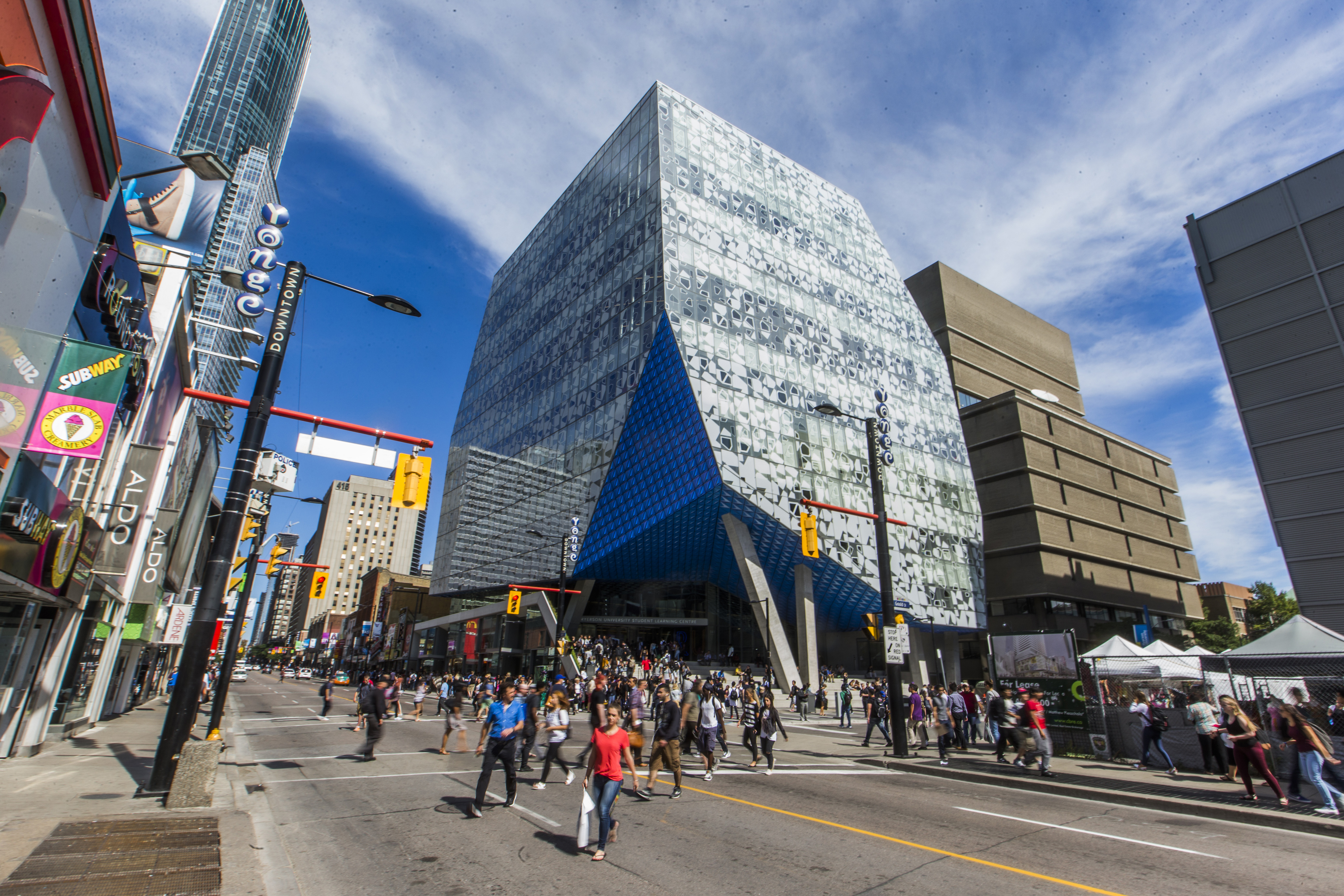 Ryerson University Tuition And Profile