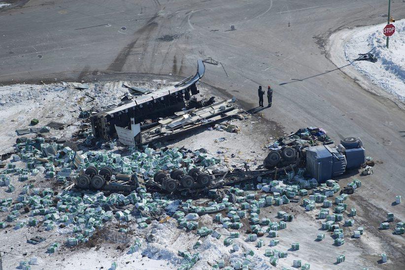 Humboldt crash: How to design a safe highway intersection