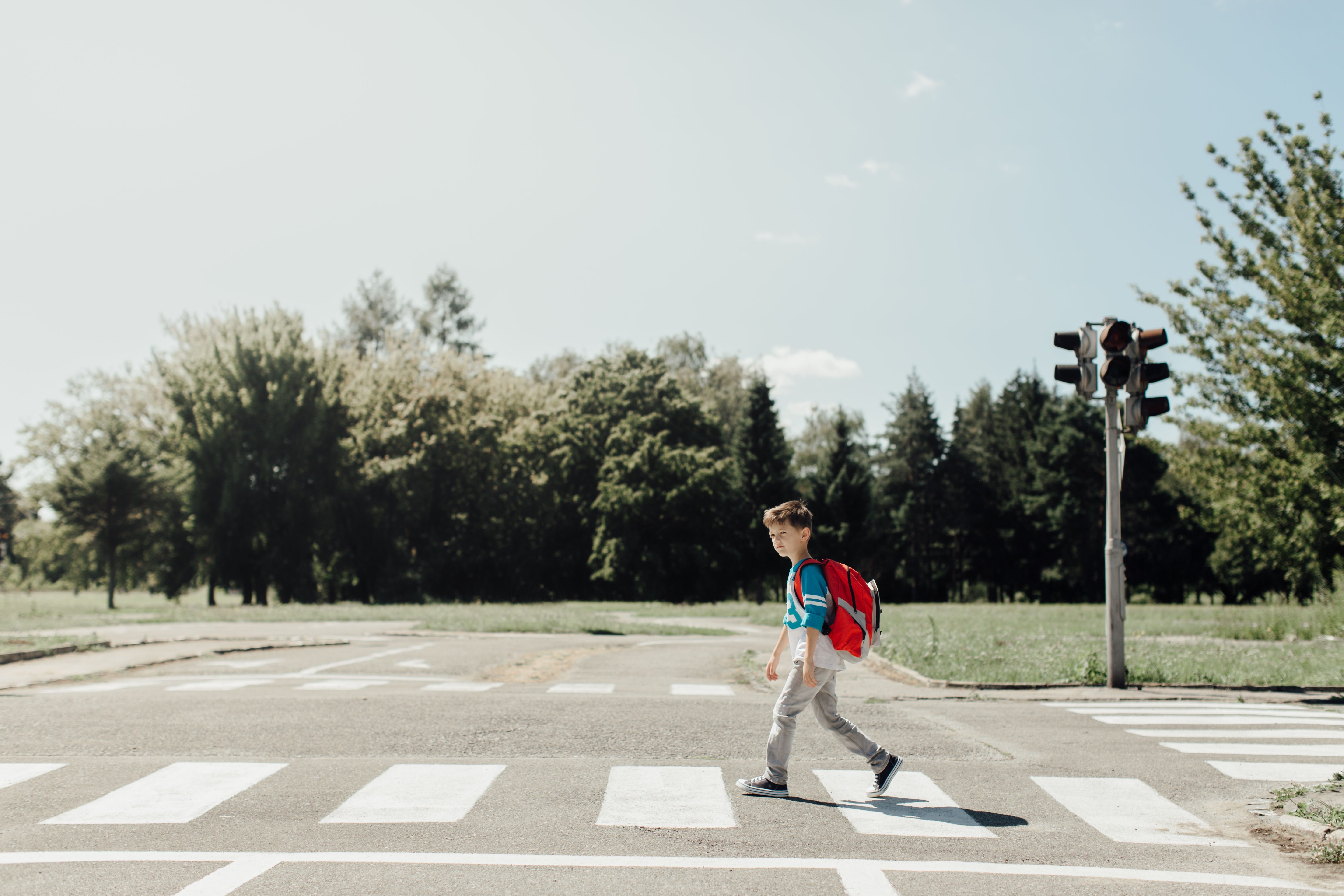 Letting kids roam: What's allowed, where, and at what age