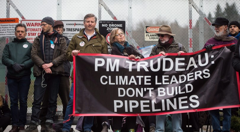 Can protesters still stop the Trans Mountain pipeline? - Macleans.ca