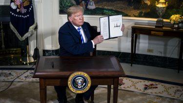 Donald Trump's diplomatic treason