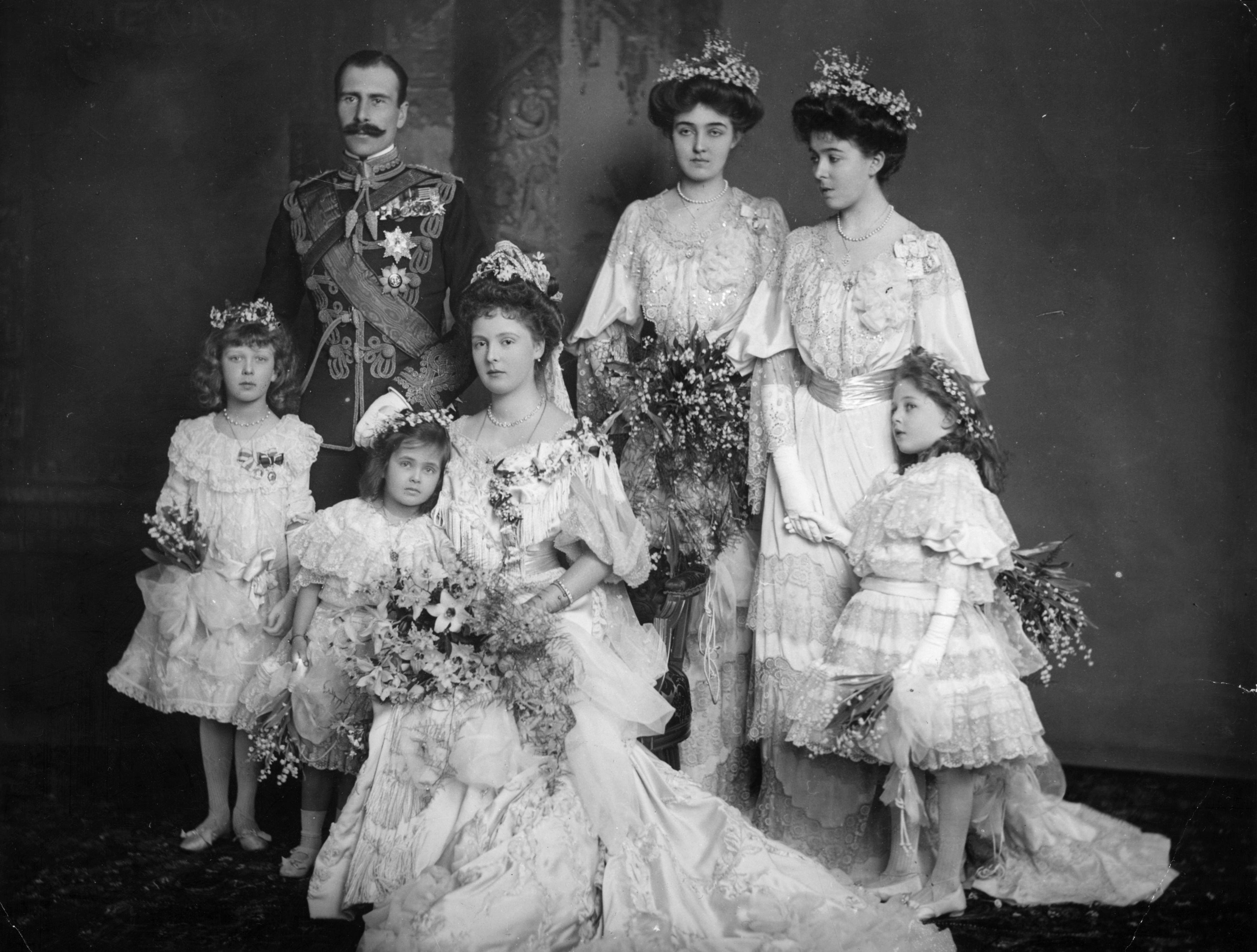 Princess Alice of Albany and Prince Alexander of Teck