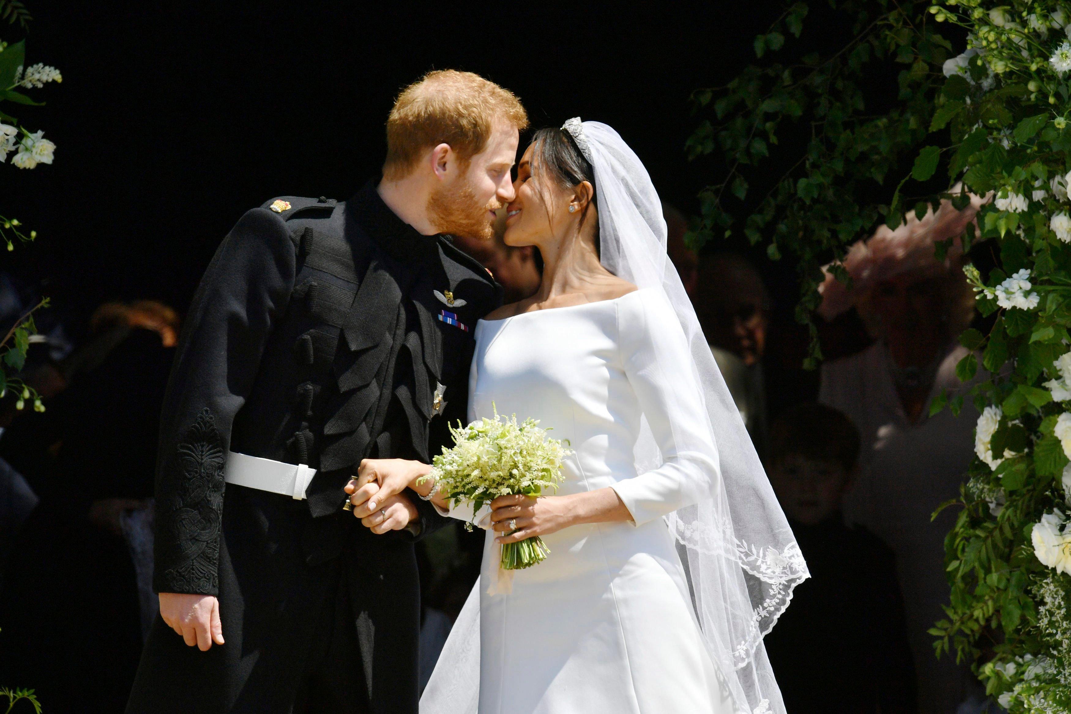 Prince Harry Wedding.The Extraordinary Wedding Of Prince Harry And Meghan Markle