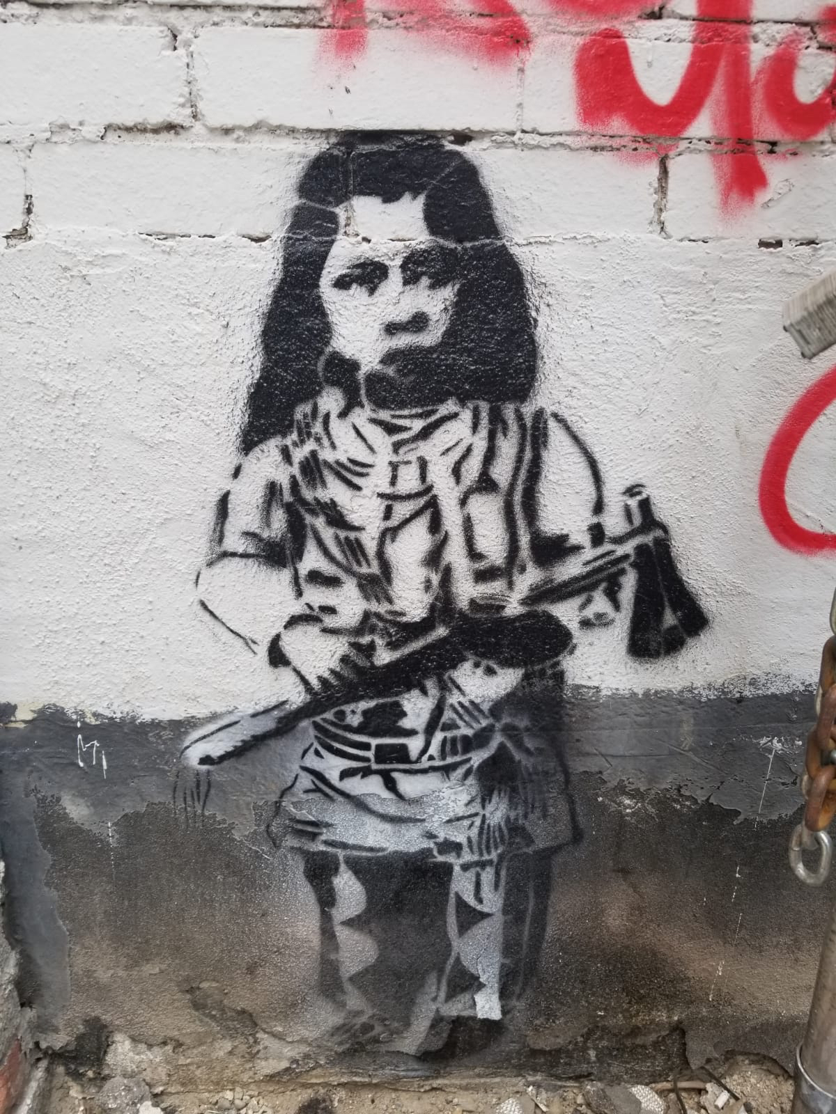 The Real Art In The Banksy Exhibit Isn T The Graffiti It S The