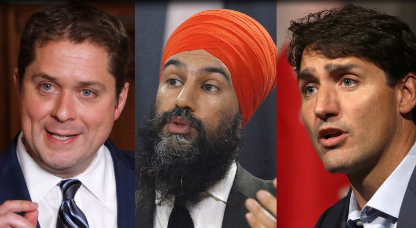 5 Reasons Why Trudeau won the Canadian Election