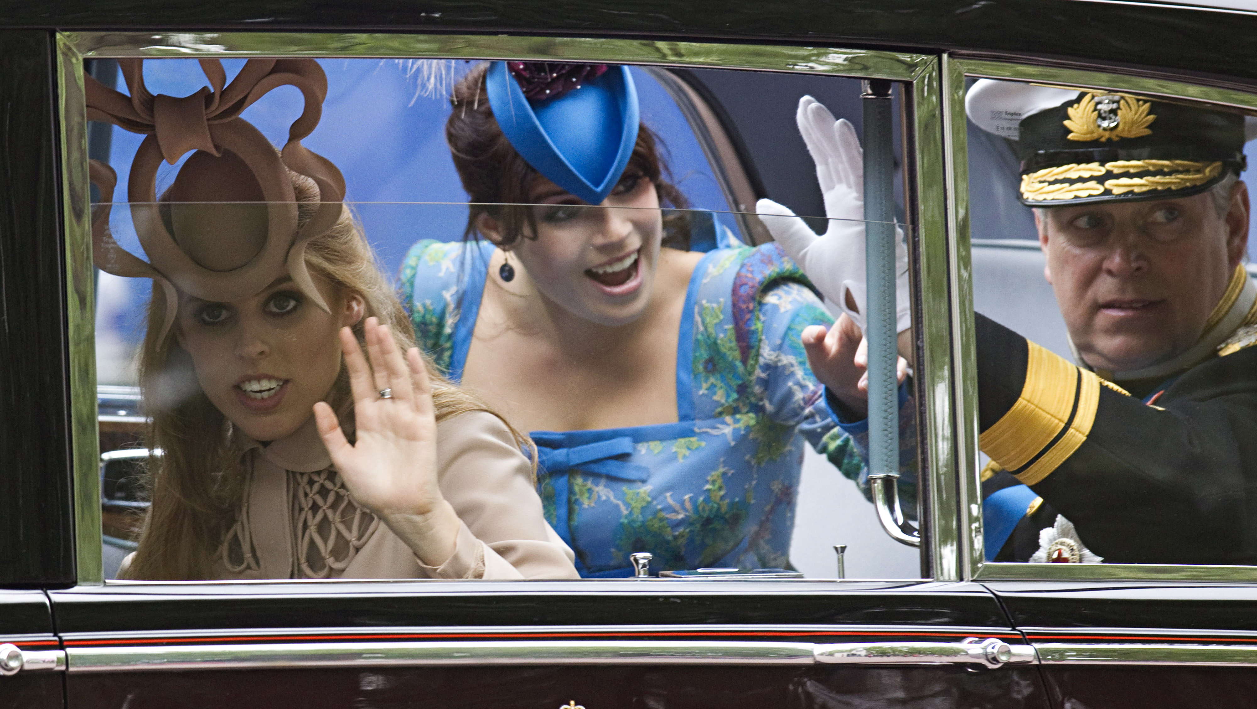2f8538dd993 Why can t Princess Eugenie and Princess Beatrice get any respect ...