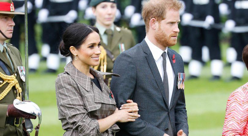 ハリーとメーガンの女王との歴史的取引