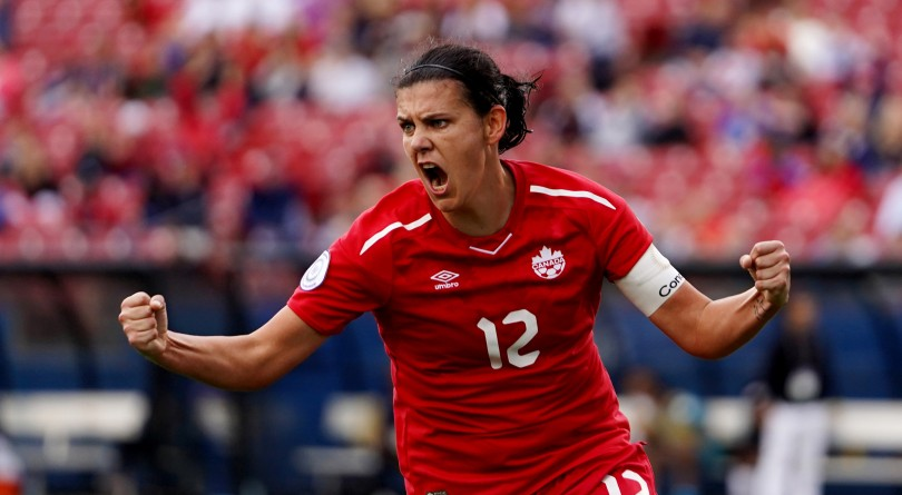 Image result for Christine Sinclair