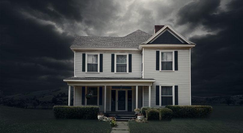 Real Estate & Mortgage - Magazine cover