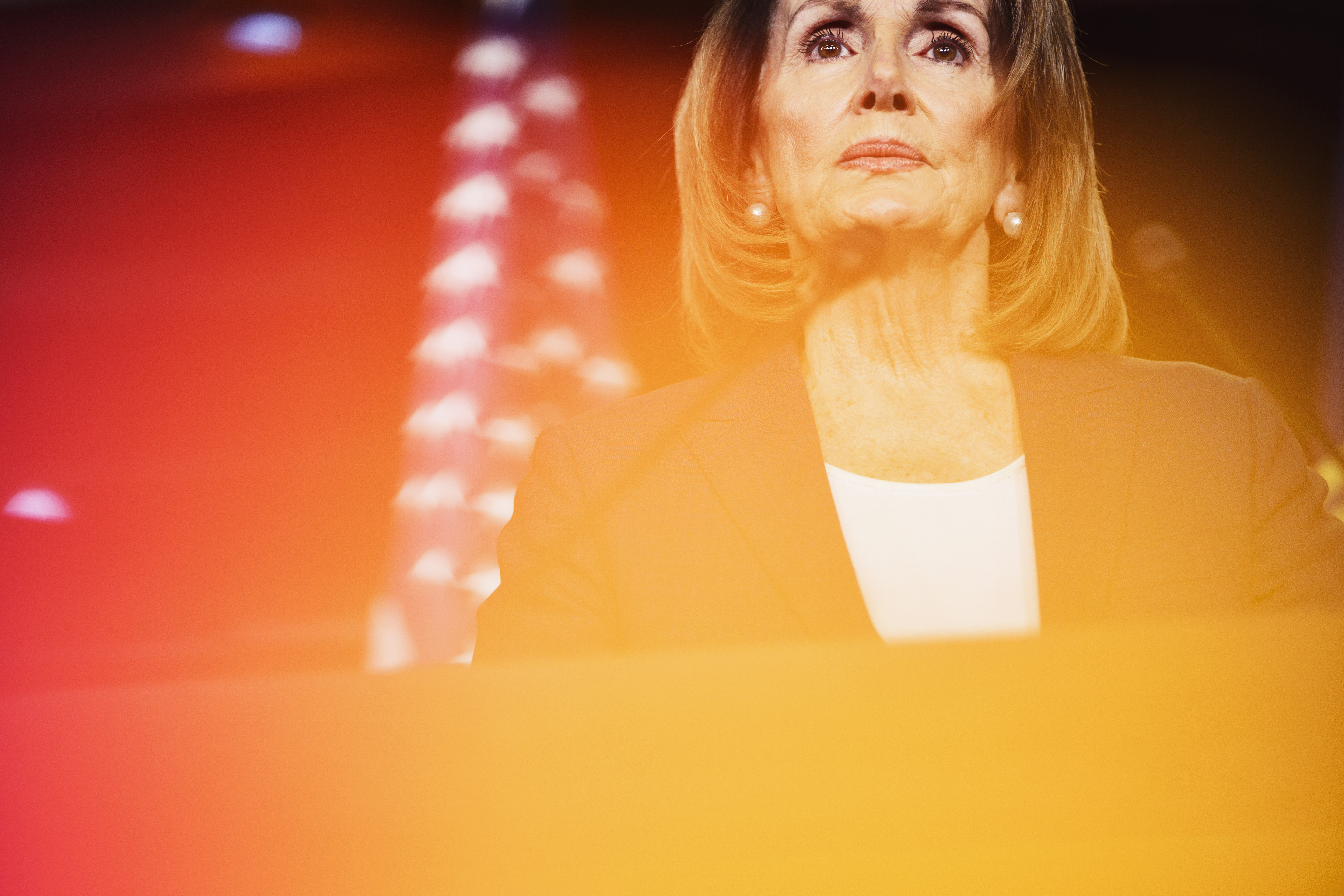 Nancy Pelosi: A daughter of Baltimore who's now walking all over Trump
