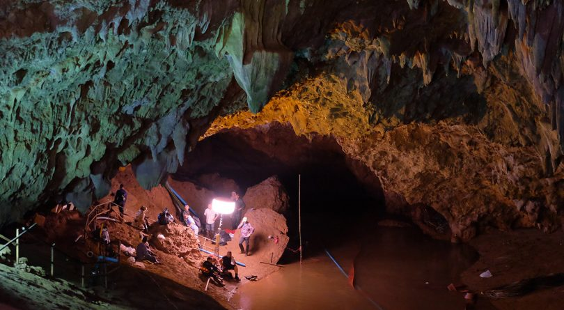 The heroes of the Thai cave rescue