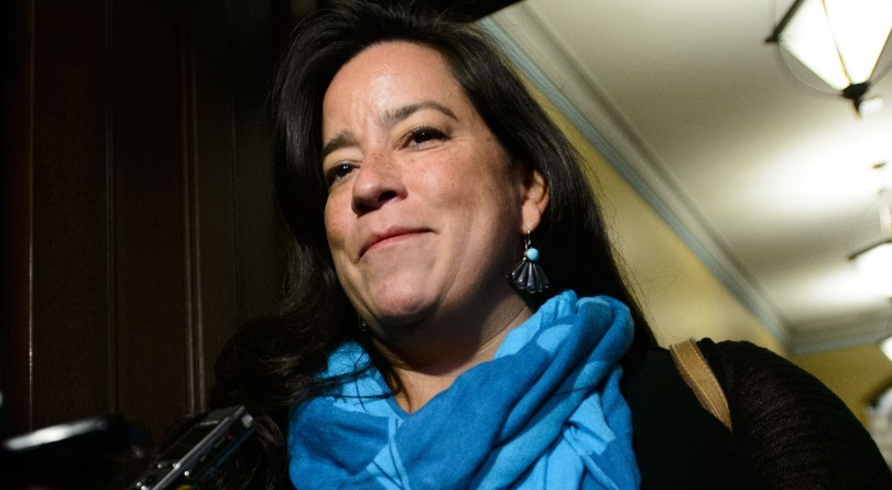 Now it is Jody Wilson-Raybould's turn to speak