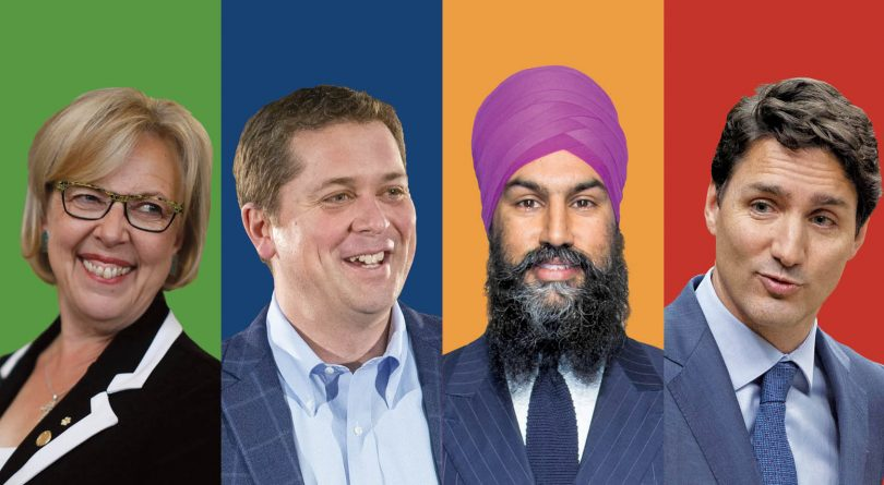 Image result for canada election 2019