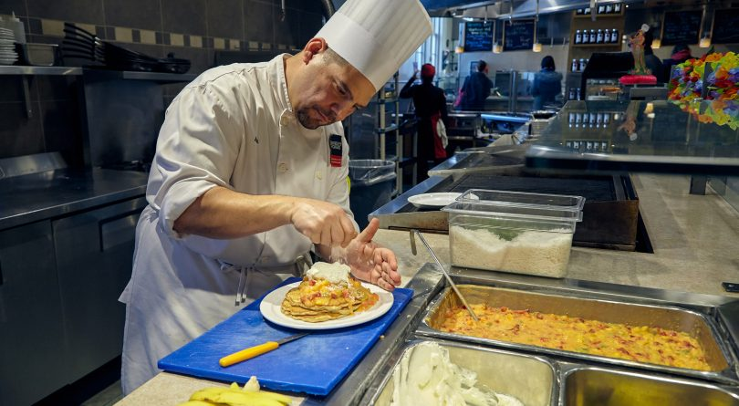 The University of Guelph has the best campus food in Canada