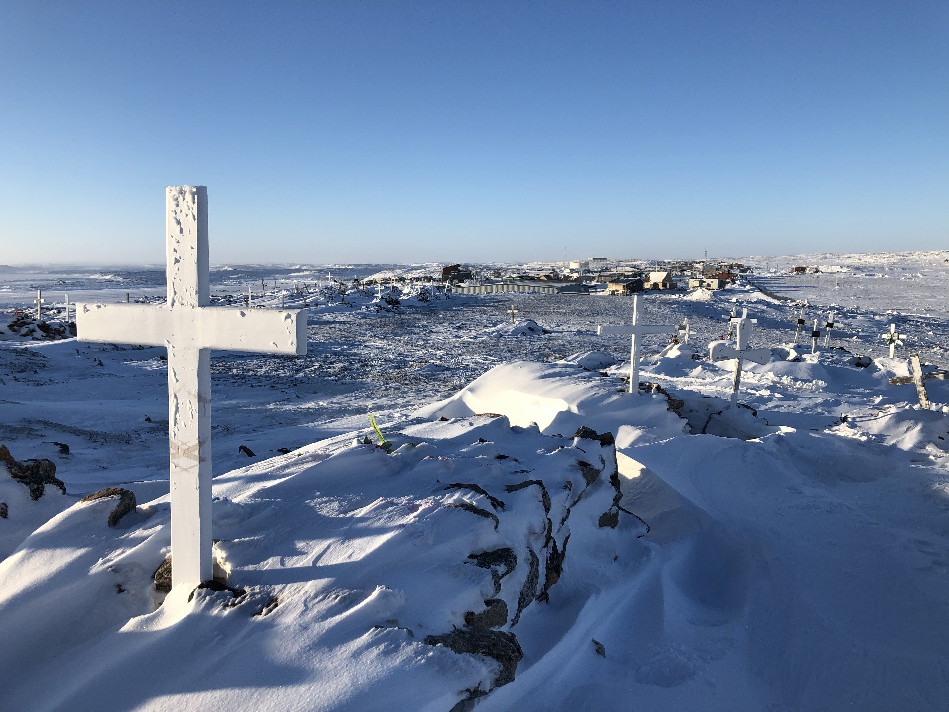 Darryl Kaunak's grave