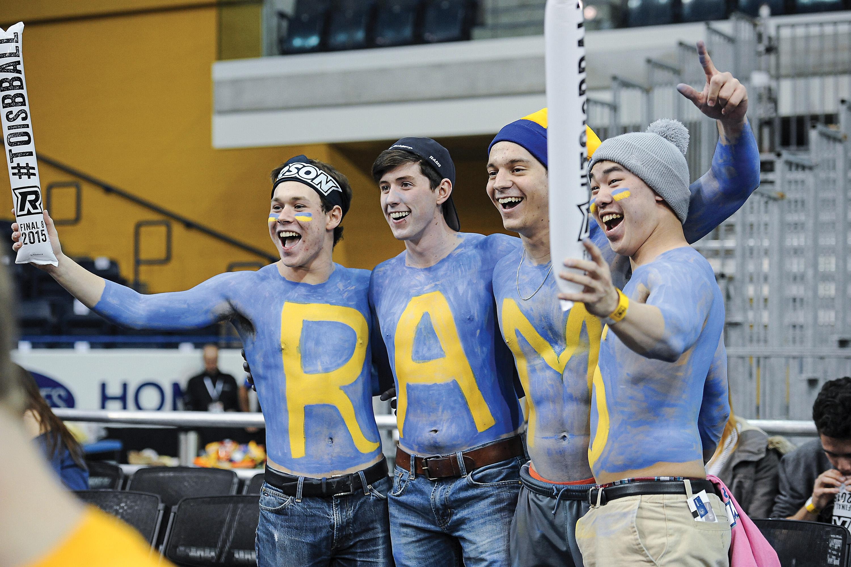Ryerson University có lượng sinh viên quốc tế đông đảo