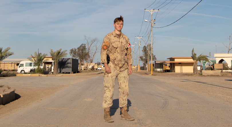 Can Canadian soldiers stop the next Iraq insurgency?