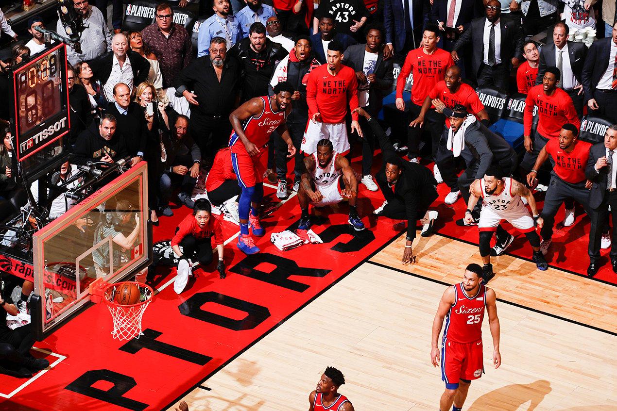 The Toronto Raptors' 26-year journey to an NBA championship