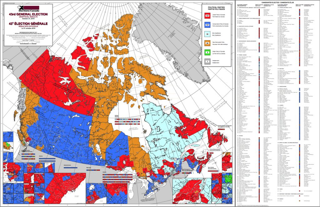 Electoral Map Of Canada Elections Canada Regionalism is nothing new   Macleans.ca