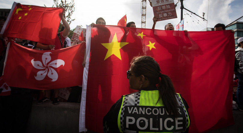 In the battle over Hong Kong, the surveillance state knows no boundaries