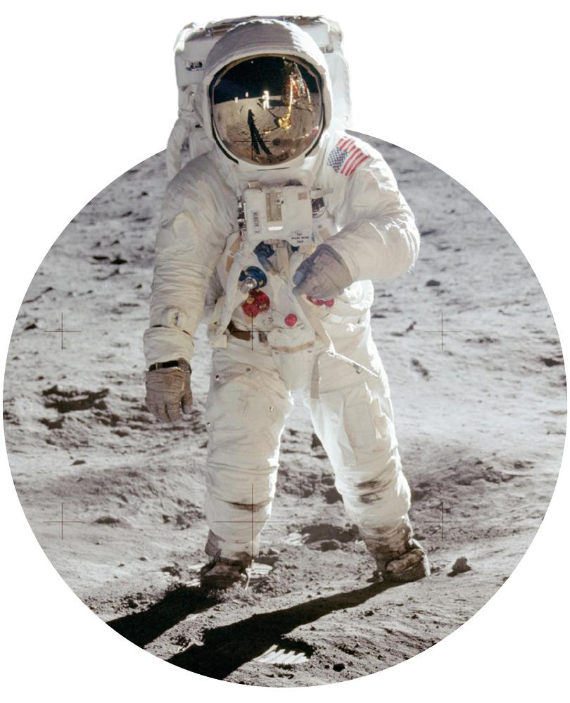 baby boomer moon landing
