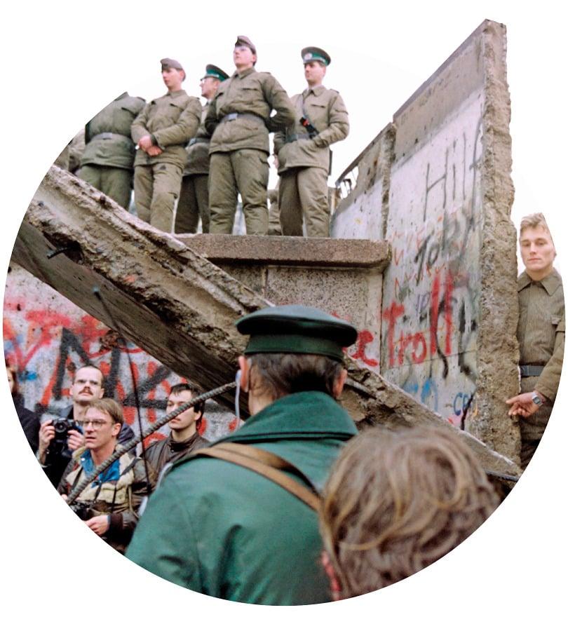 gen x fall of the berlin wall