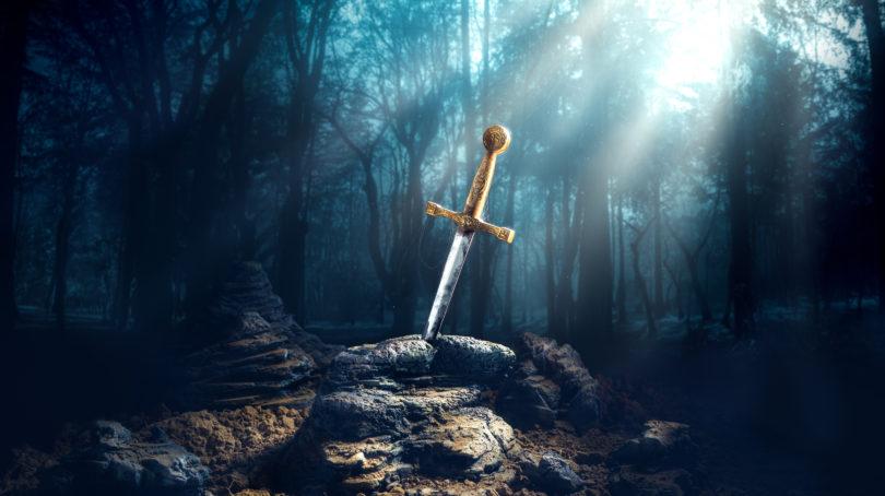Excalibur (Shutterstock)