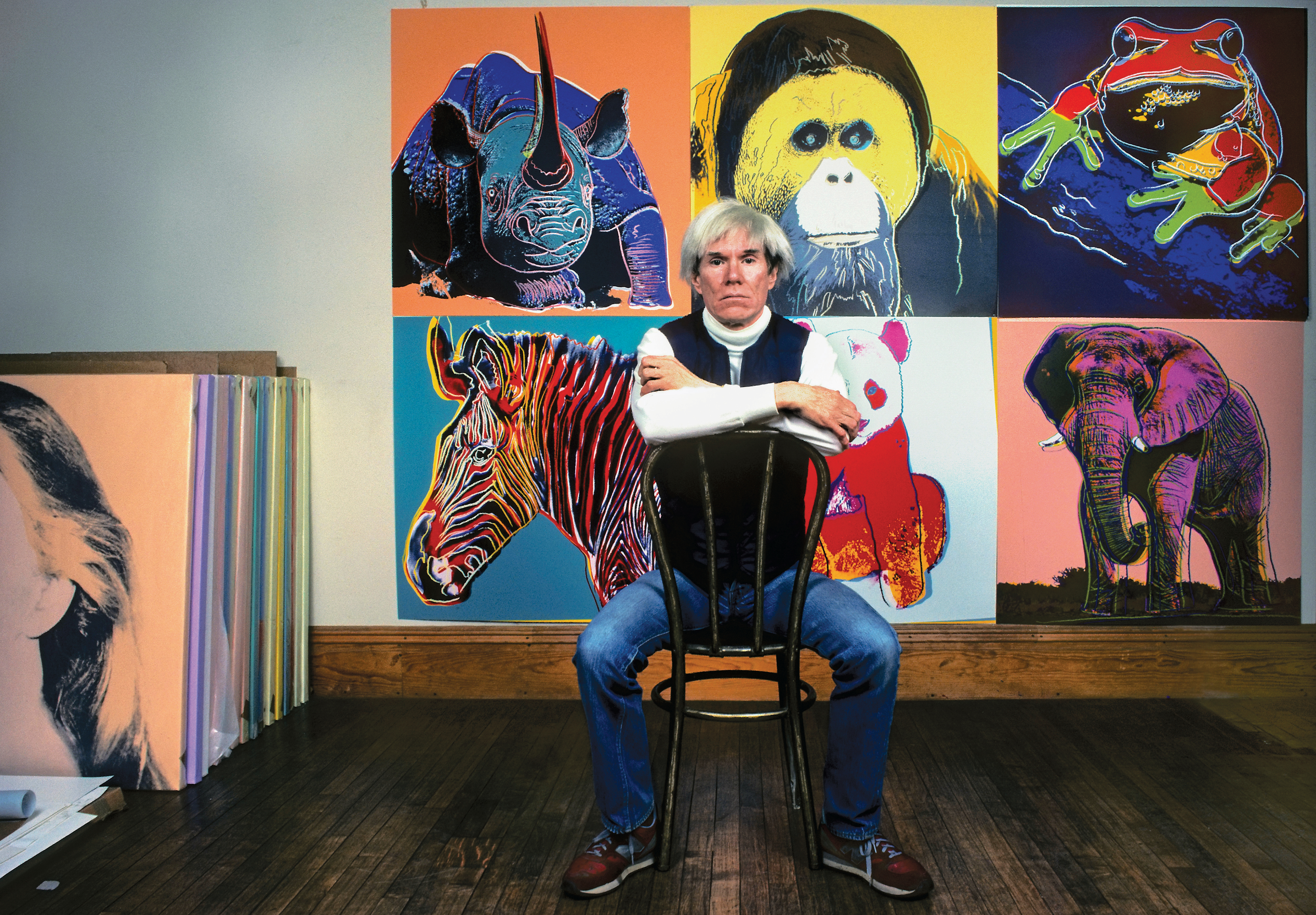 Andy Warhol The Artist Who Eclipsed Picasso