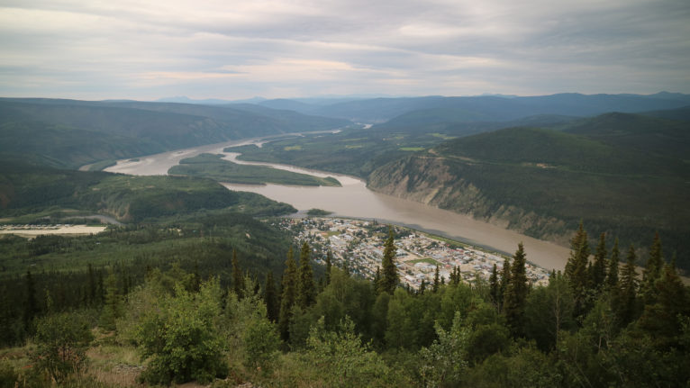 Dawson City, by the Yukon and Klondike rivers, has struggled to build a proper wastewater plant (Agnesstreet/iStock)